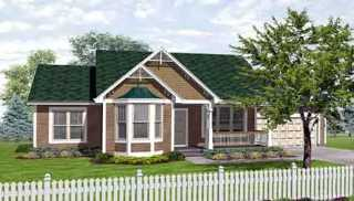 Cottage House Plan With 3 Bedrooms And 2 5 Baths Plan 1674